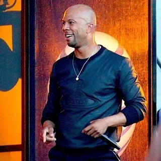 Common - Common Performs on Stage at Jimmy Kimmel Live!
