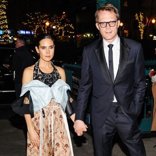Jennifer Connelly, Paul Bettany in An Evening Honoring Louis Vuitton and Nicolas Ghesquiere - Arrivals