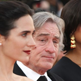 Jennifer Connelly, Robert De Niro in Madagascar 3: Europe's Most Wanted Premiere- During The 65th Cannes Film Festival