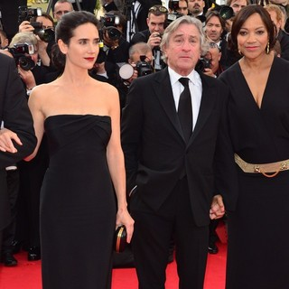 Jennifer Connelly, Robert De Niro, Grace Hightower in Madagascar 3: Europe's Most Wanted Premiere- During The 65th Cannes Film Festival