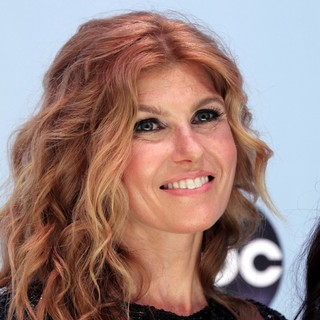 Connie Britton in 47th Annual CMA Awards - Red Carpet