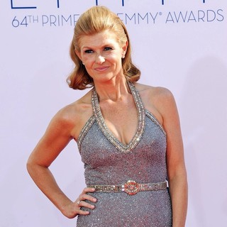 Connie Britton in 64th Annual Primetime Emmy Awards - Arrivals