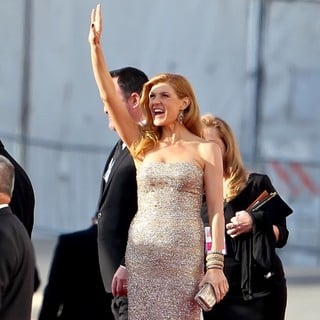 Connie Britton in 70th Annual Golden Globe Awards - Arrivals - connie-britton-70th-annual-golden-globe-awards-03