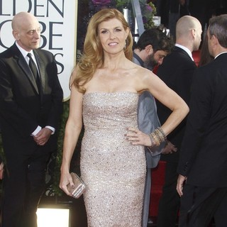 Connie Britton in 70th Annual Golden Globe Awards - Arrivals