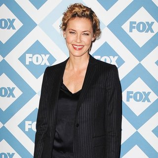 Connie Nielsen in 2014 TCA Winter Press Tour FOX All-Star Party