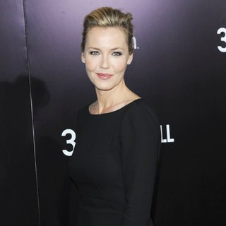 Connie Nielsen in 3 Days to Kill Premiere - Red Carpet Arrivals