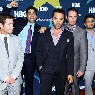 Adrian Grenier in Final Season Premiere of HBO's Entourage - connolly-grenier-piven-dillon-ferrara-premiere-entourage-final-season-03