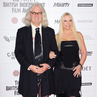 Billy Connolly, Pamela Stephenson in British Independent Film Awards 2012 - Arrivals