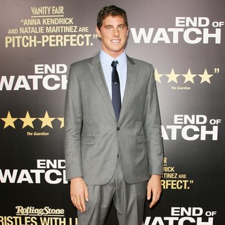 Conor Dwyer in Los Angeles Premiere of End of Watch