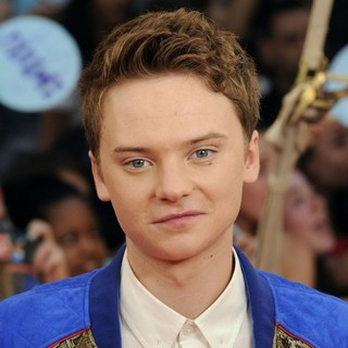 Conor Maynard in 2012 MuchMusic Video Awards - Arrivals