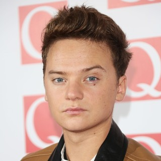 Conor Maynard in The Q Awards 2013 - Arrivals