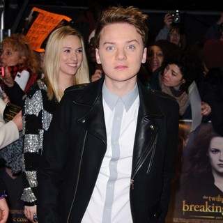 Conor Maynard in The Premiere of The Twilight Saga's Breaking Dawn Part II - Arrivals