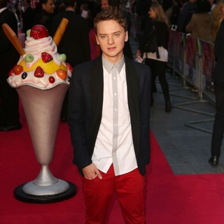 Conor Maynard in UK Premiere of Katy Perry: Part of Me - Arrivals