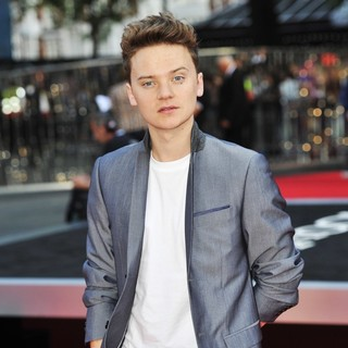 Conor Maynard in World Premiere of One Direction: This Is Us - Arrivals