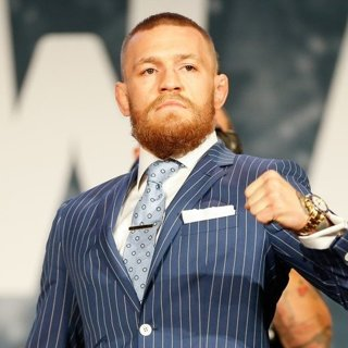 Conor McGregor in A Press Conference Announcing UFC 205