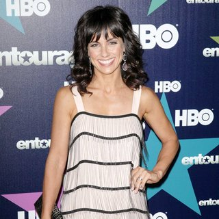 Constance Zimmer in Final Season Premiere of HBO's Entourage
