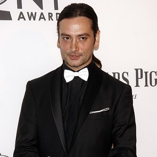 Constantine Maroulis in The 66th Annual Tony Awards - Arrivals