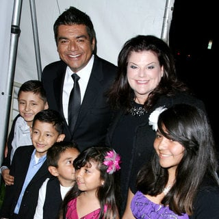 George Lopez in Padres Contra El Cancer's 25th Anniversary Gala - Arrivals