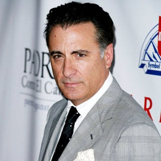 Andy Garcia in Padres Contra El Cancer's 25th Anniversary Gala - Arrivals