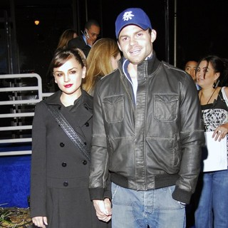 Rachael Leigh Cook, Daniel Gillies in The Launch Party for The New Helio Drift Mobile Phone