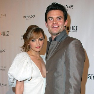 Rachael Leigh Cook, Daniel Gillies in New York City Ballet's Spring Gala-World Premiere of Peter Martin's Romeo and Juliet