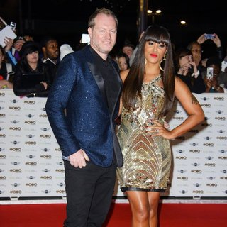 Eve - The MOBO Awards 2014 - Arrivals