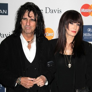 Alice Cooper in Clive Davis and The Recording Academy's 2013 Pre-Grammy Gala and Salute to Industry Icons - cooper-goddard-clive-davis-and-the-recording-academy-s-2013-pre-grammy-gala-02