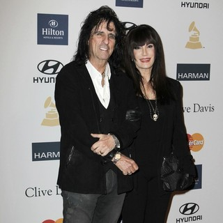 Alice Cooper in Clive Davis and The Recording Academy's 2013 Pre-Grammy Gala and Salute to Industry Icons - cooper-goddard-clive-davis-and-the-recording-academy-s-2013-pre-grammy-gala-03