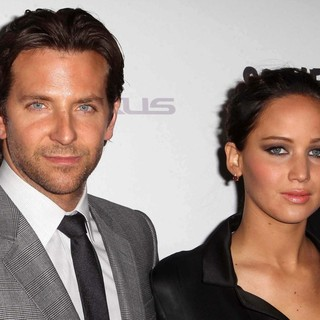 Bradley Cooper, Jennifer Lawrence in The Weinstein Company Presents A Special Screening of Silver Linings Playbook - Arrivals