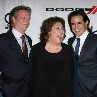 Chris Cooper, Margo Martindale, Dermot Mulroney in The 17th Annual Hollywood Film Awards