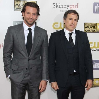Bradley Cooper, David O. Russell in 18th Annual Critics' Choice Movie Awards