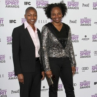 Nekisa Cooper, Dee Rees in 27th Annual Independent Spirit Awards - Arrivals