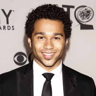 Corbin Bleu in The 66th Annual Tony Awards - Arrivals