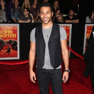 Corbin Bleu in Premiere of Walt Disney Pictures' John Carter
