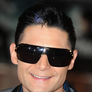 Corey Feldman in The Premiere of The Woman in Black
