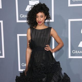 Corinne Bailey Rae in 54th Annual GRAMMY Awards - Arrivals