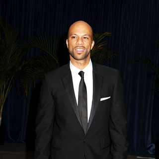 Common in 2010 White House Correspondents Association Dinner - Arrivals
