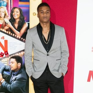 Cory Hardrict in Film Premiere of Think Like a Man Too