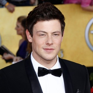 Cory Monteith in The 18th Annual Screen Actors Guild Awards - Arrivals
