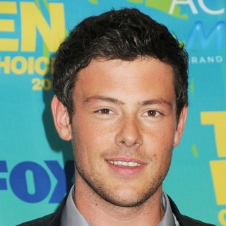 Cory Monteith in 2011 Teen Choice Awards