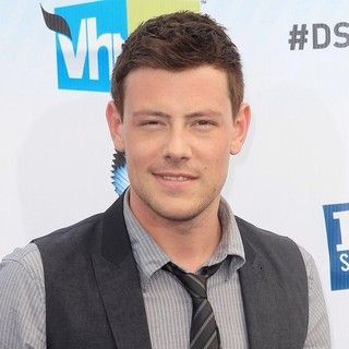 Cory Monteith in The DoSomething.org and VH1's 2012 Do Something Awards
