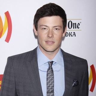 Cory Monteith in 23rd Annual GLAAD Media Awards