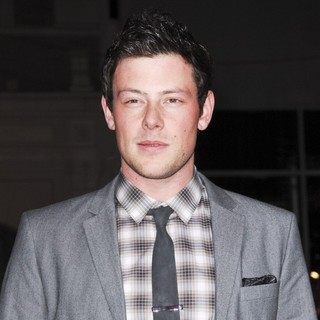 Cory Monteith in Los Angeles Premiere of New Year's Eve