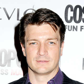 Nathan Fillion in Cosmopolitan Magazine's Fun Fearless Males of 2010