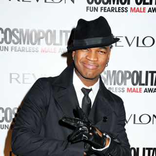 Ne-Yo in Cosmopolitan Magazine's Fun Fearless Males of 2010