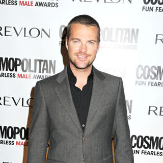 Chris O'Donnell in Cosmopolitan Magazine's Fun Fearless Males of 2010