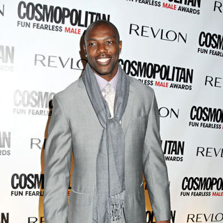 Terrell Owens in Cosmopolitan Magazine's Fun Fearless Males of 2010