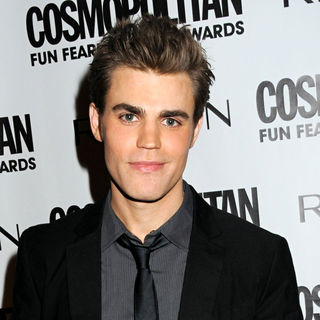 Paul Wesley in Cosmopolitan Magazine's Fun Fearless Males of 2010