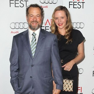 David Costabile, Eliza Baldi in 2012 AFI Fest - Lincoln Premiere - Arrivals