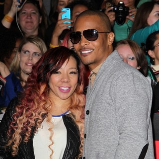 T.I. - The Hunger Games: Catching Fire Premiere